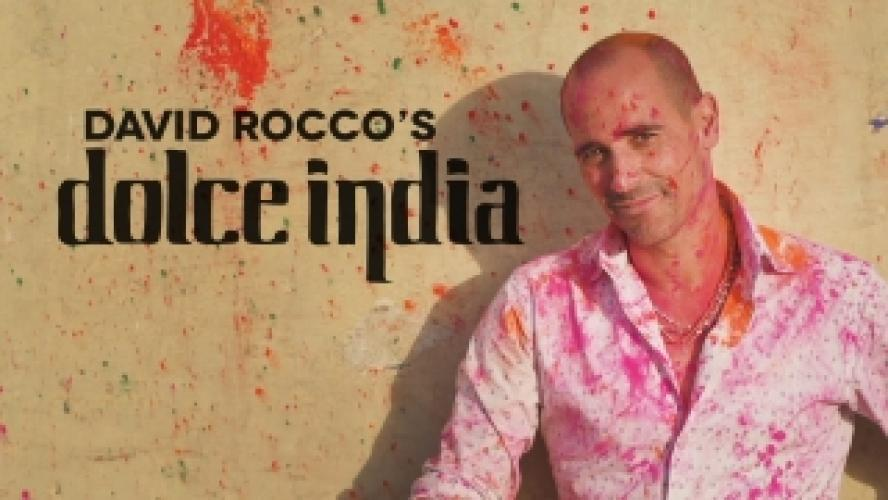 David Rocco's India next episode air date poster