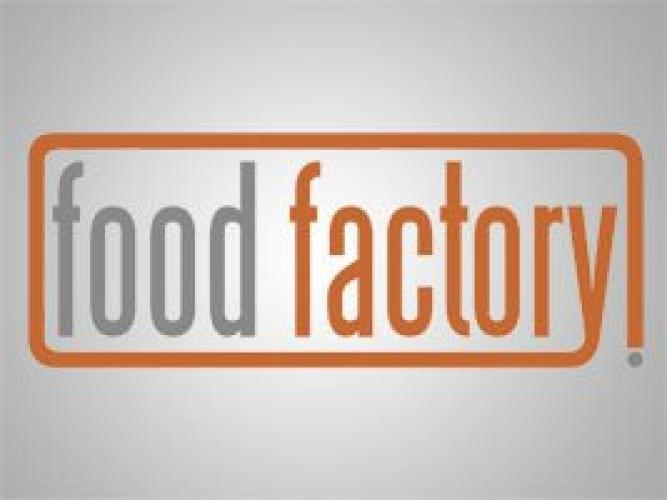 Food Factory USA next episode air date poster