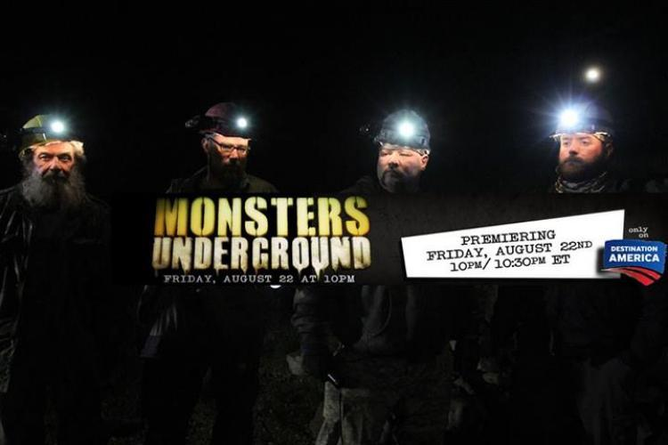 Monsters Underground next episode air date poster