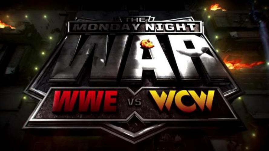 The Monday Night War: WWE vs. WCW next episode air date poster