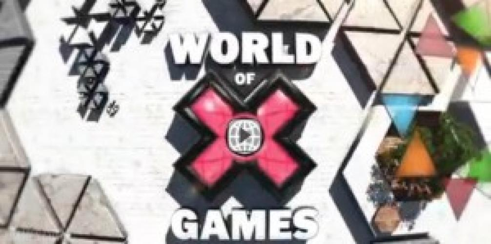 World of X Games next episode air date poster