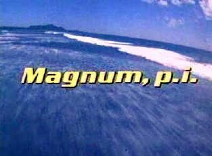 Magnum, P.I. next episode air date poster