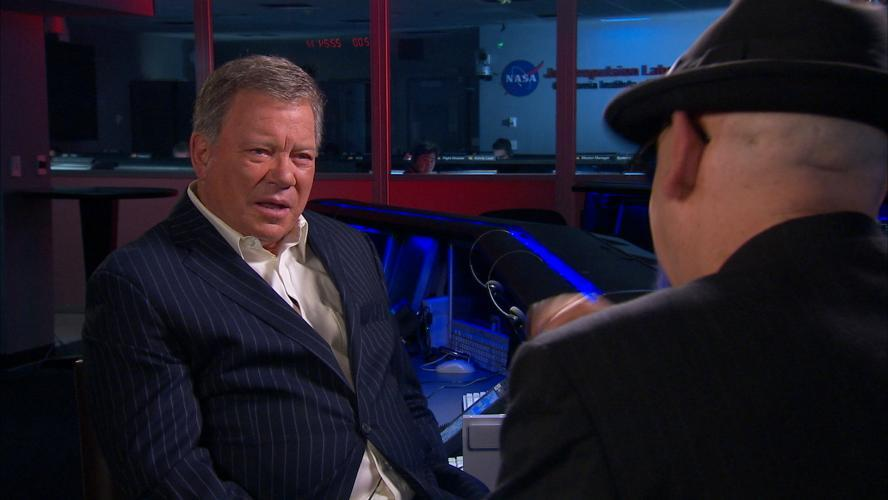 William Shatner Presents: Chaos on the Bridge next episode air date poster