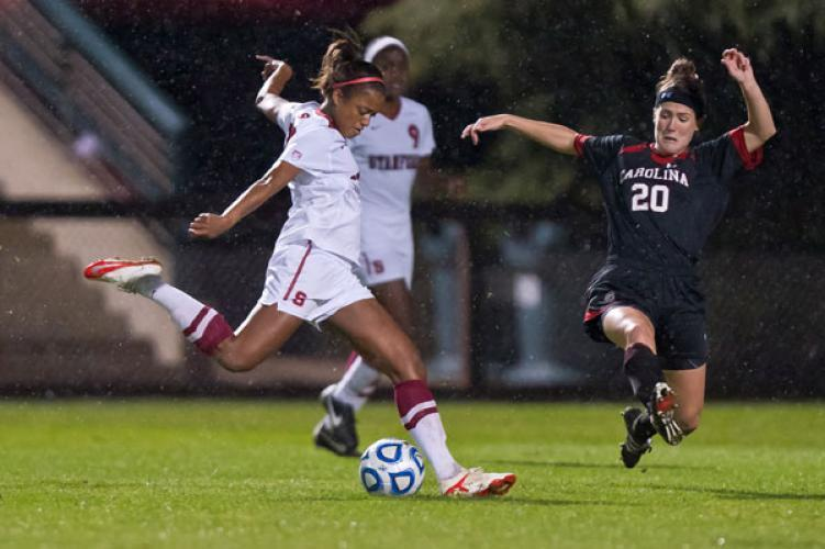 College Soccer on Pac-12 Network next episode air date poster