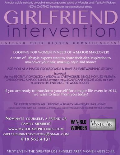 Girlfriend Intervention next episode air date poster