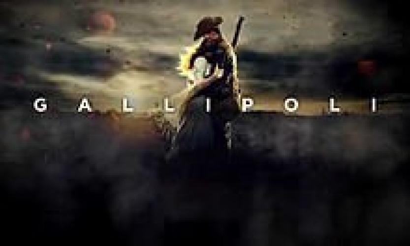 Gallipoli next episode air date poster