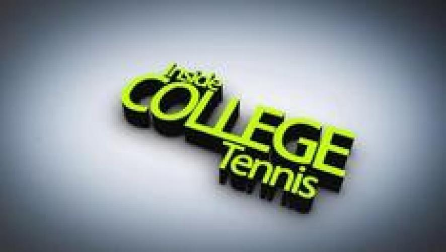 Inside College Tennis next episode air date poster