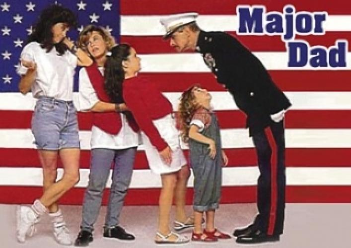 Major Dad next episode air date poster