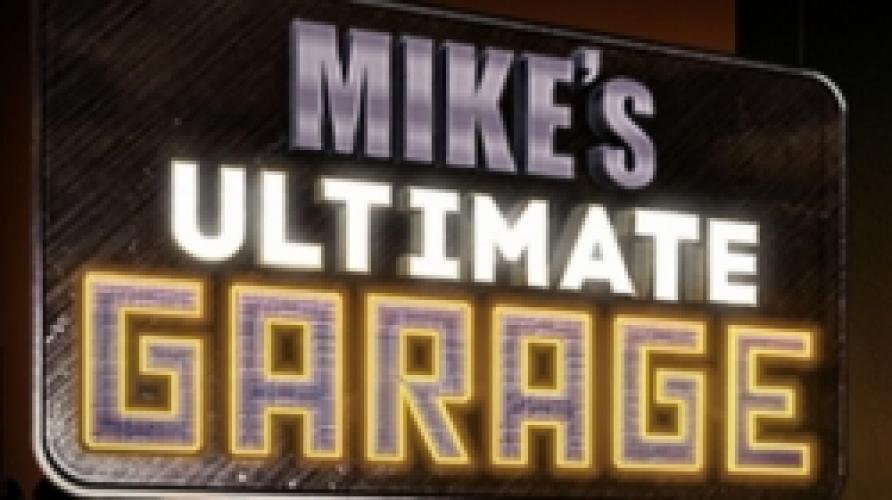 Mike's Ultimate Garage next episode air date poster