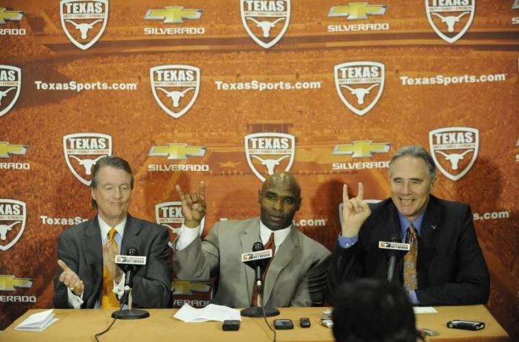 Texas Football Press Conference next episode air date poster