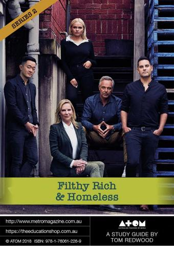 Filthy Rich and Homeless next episode air date poster
