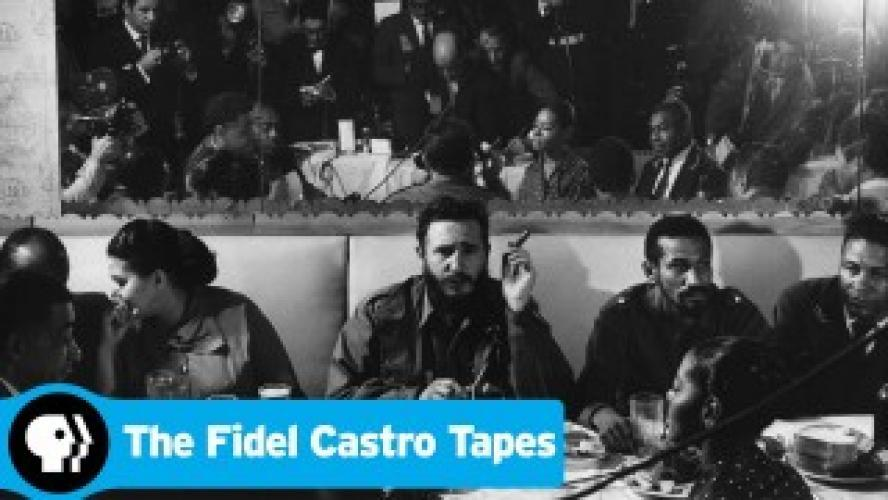 The Fidel Castro Tapes next episode air date poster