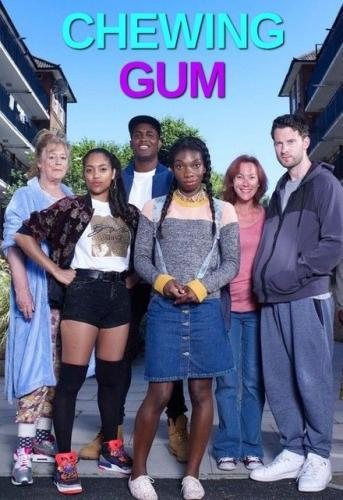 Chewing Gum next episode air date poster