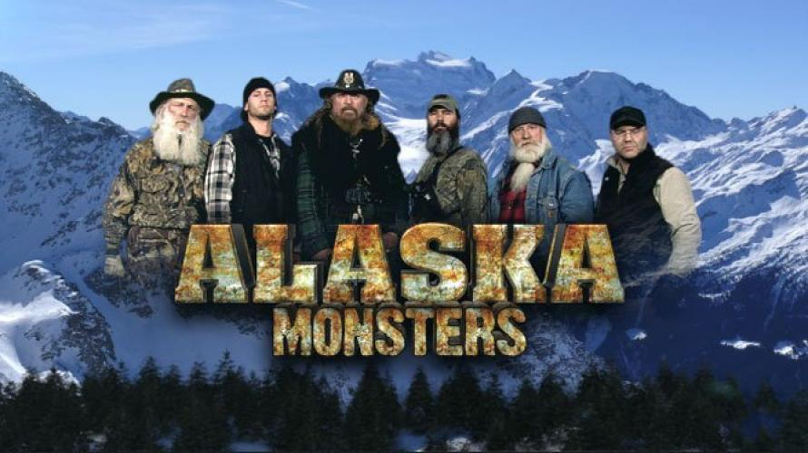 Alaska Monsters next episode air date poster