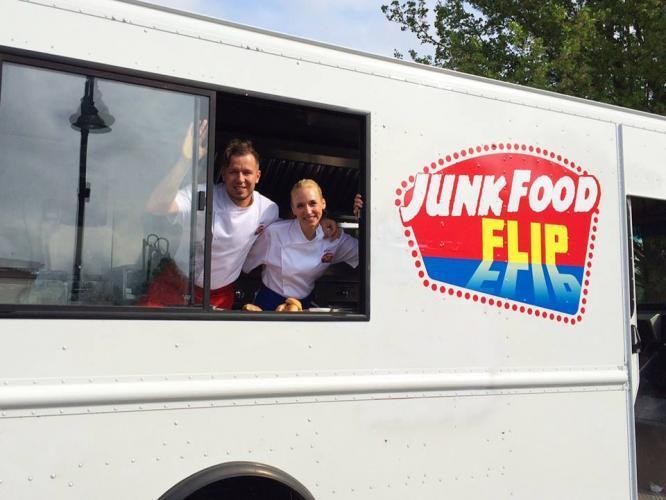 Junk Food Flip next episode air date poster