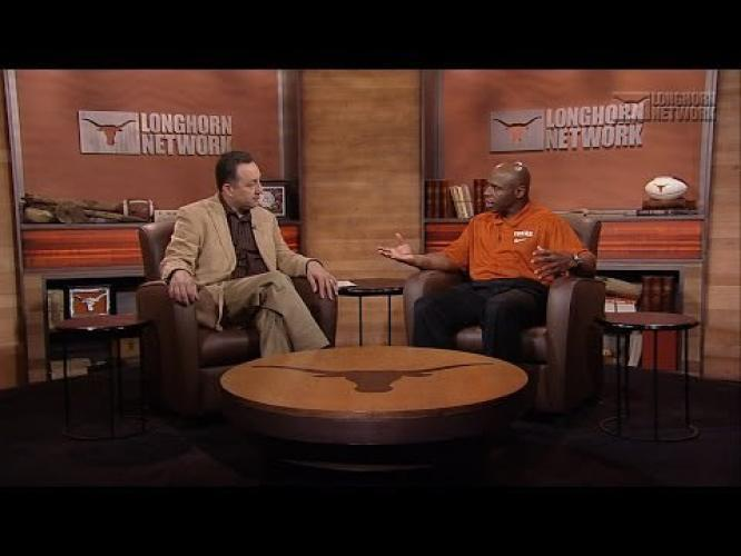 Longhorn Weekly with Charlie Strong next episode air date poster
