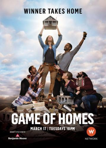 Game of Homes next episode air date poster