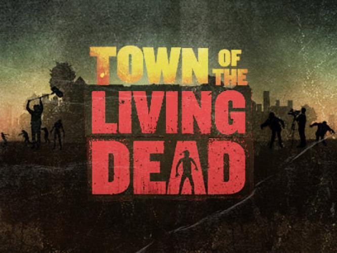 Town of the Living Dead next episode air date poster