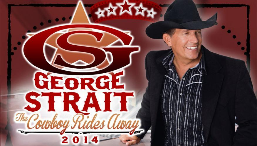 George Strait The Cowboy Rides Away next episode air date poster