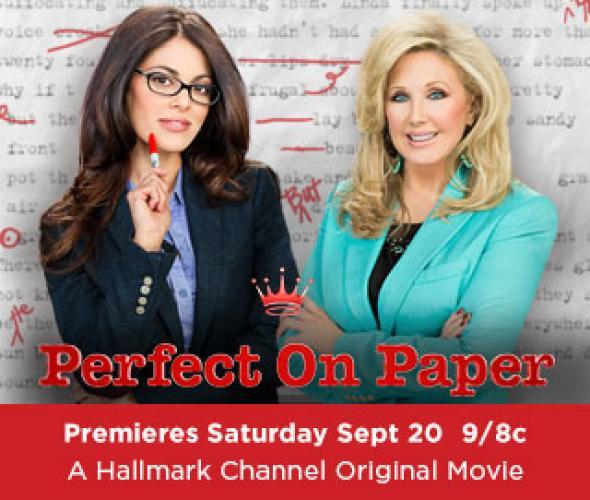 Perfect On Paper next episode air date poster