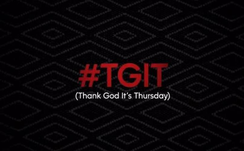 Thank God It's Thursday on ABC next episode air date poster