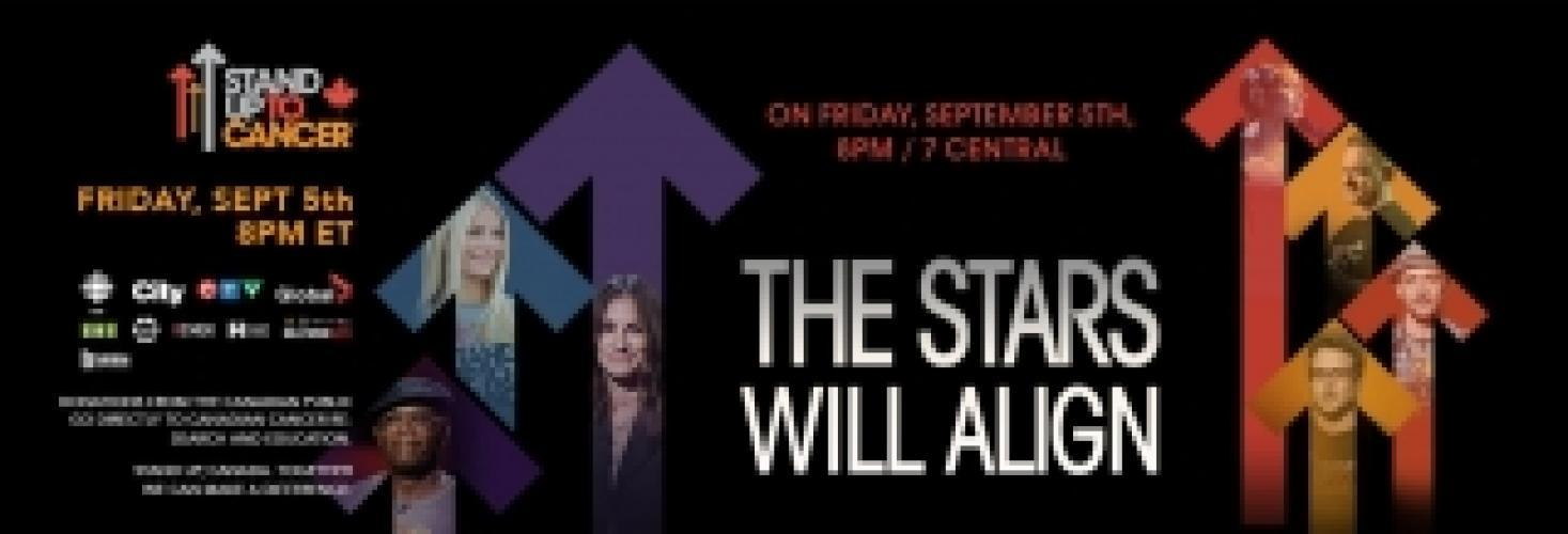 Stand Up To Cancer Canada next episode air date poster