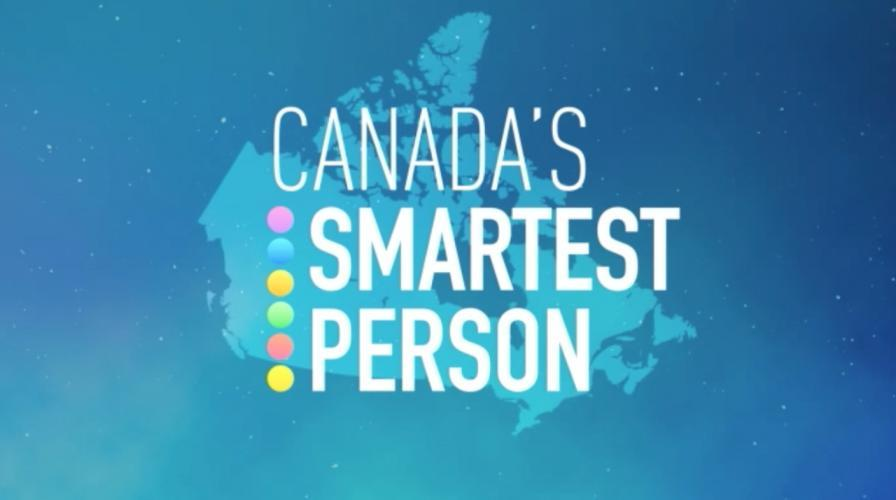 Canada's Smartest Person next episode air date poster