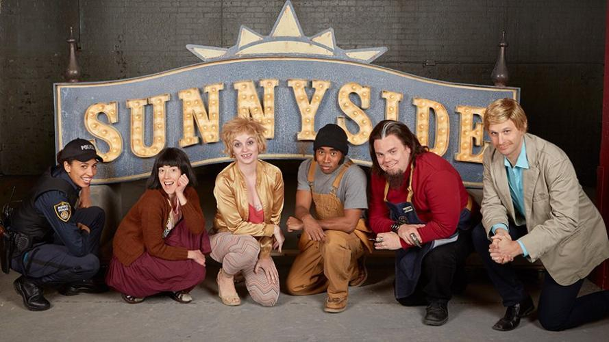 Sunnyside next episode air date poster