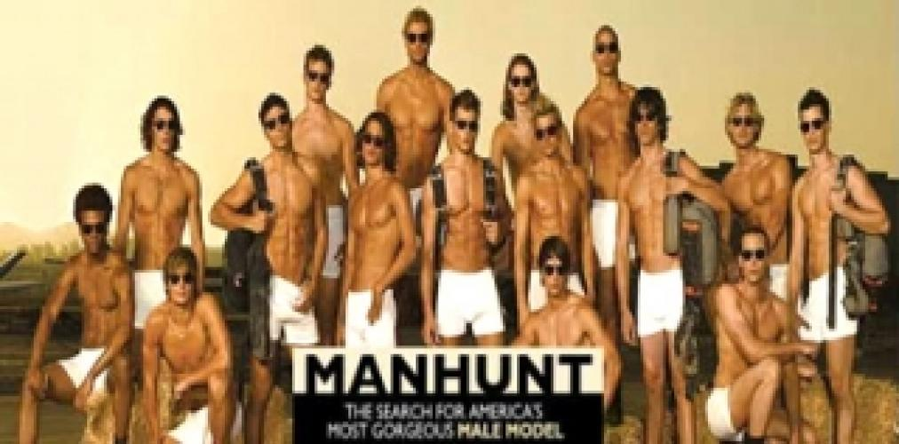 Manhunt: The Search for America's Most Gorgeous Male Model next episode air date poster