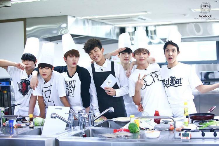 Rookie King Channel Bangtan - Bangtan Boys next episode air date poster