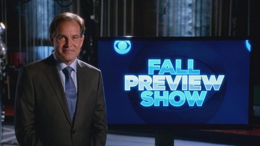 CBS Fall Preview next episode air date poster
