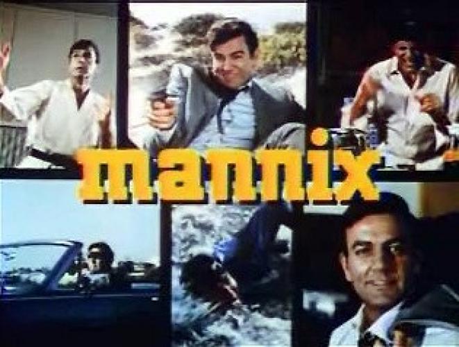 Mannix next episode air date poster