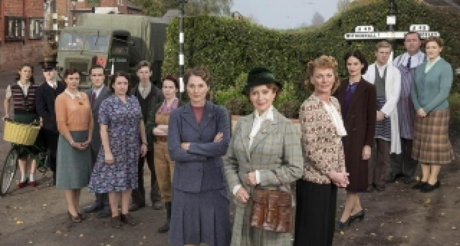 Home Fires (UK) next episode air date poster