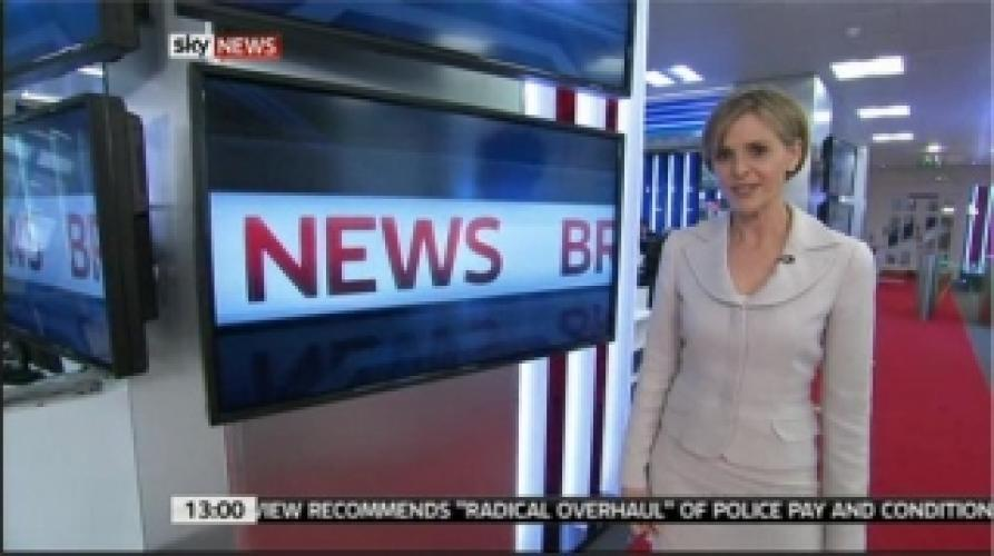 Sky News with Anna Jones next episode air date poster