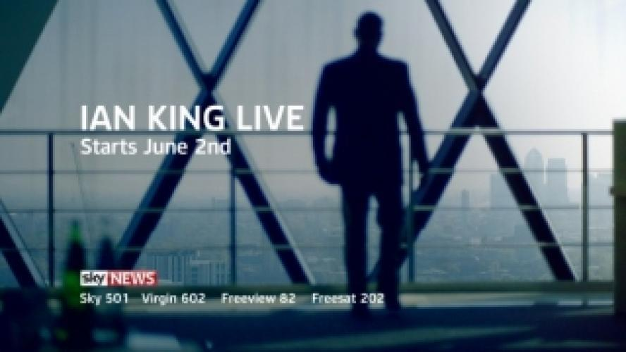 Ian King Live next episode air date poster