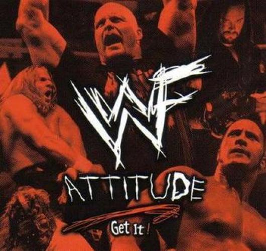Attitude Era RAW next episode air date poster
