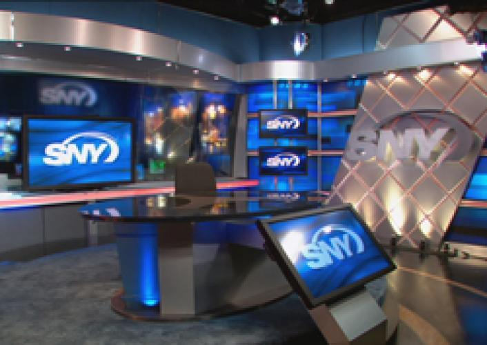 College Football on SportsNet New York next episode air date poster