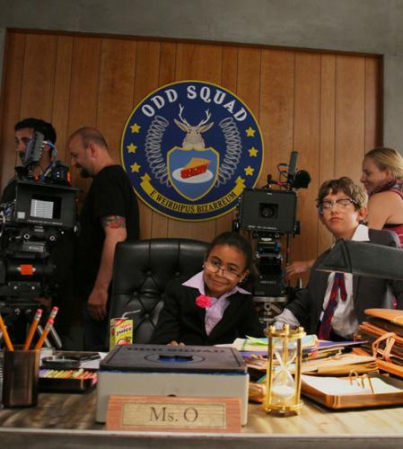 Odd Squad next episode air date poster