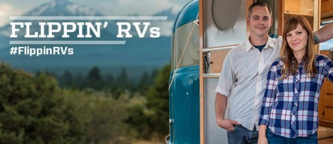 Flippin' RVs next episode air date poster