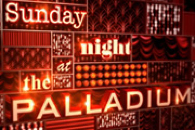 Sunday Night at the Palladium next episode air date poster