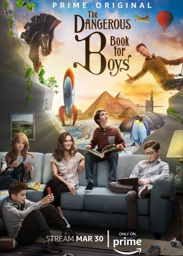 The Dangerous Book For Boys next episode air date poster