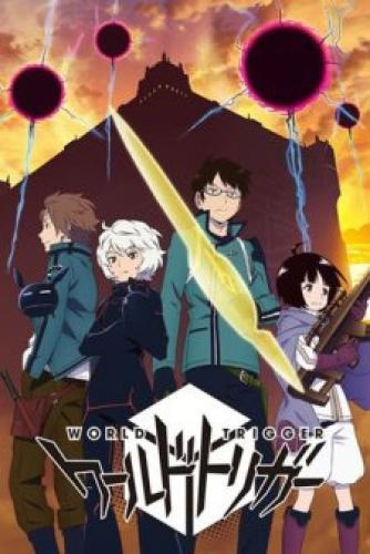 World Trigger next episode air date poster