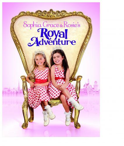 Sophia Grace and Rosie's Royal Adventure next episode air date poster