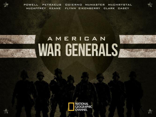 American War Generals next episode air date poster