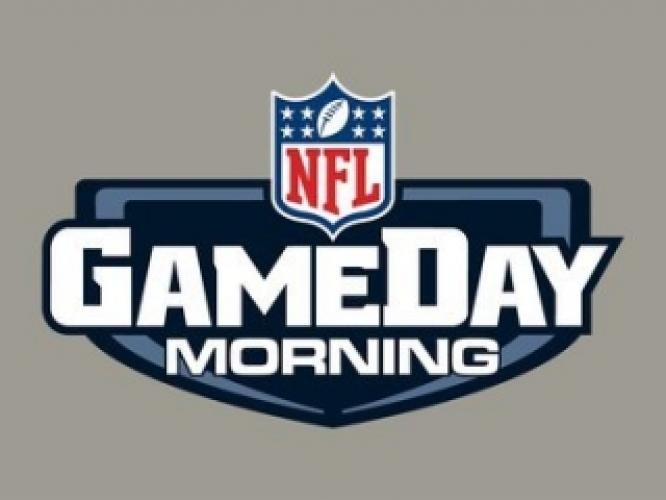 NFL GameDay Morning next episode air date poster