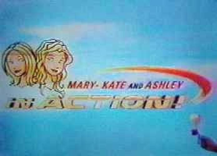 Mary-Kate and Ashley in Action next episode air date poster
