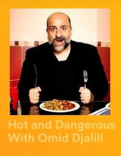 Hot & Dangerous with Omid Djalili next episode air date poster