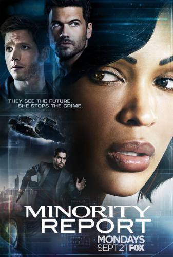 Minority Report next episode air date poster