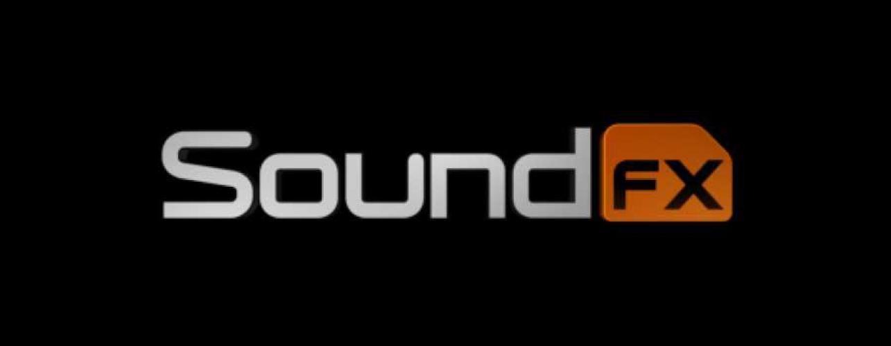 Sound FX next episode air date poster
