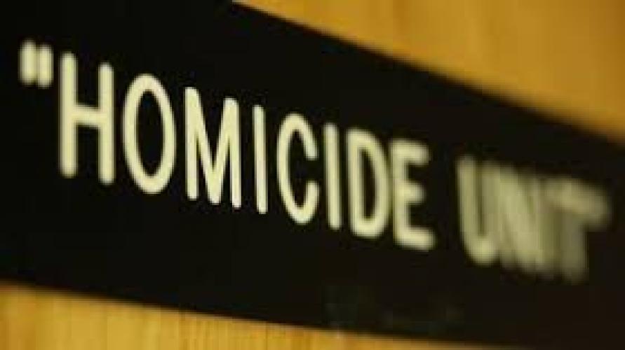 Inside Homicide next episode air date poster